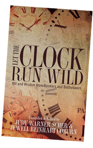 Let the Clock Run Wild Book Cover